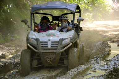 4x4 ATV Excursion Puerto Plata