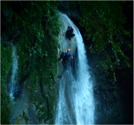 Canyoning Supremacy Do It