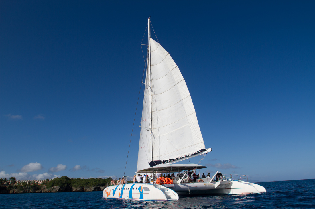 Catamaran Sailing & Snorkel Tour