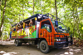Cultural Safari Truck Tour